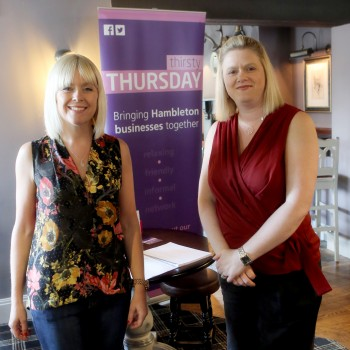 Networking, Thirstythursday,Stokesley