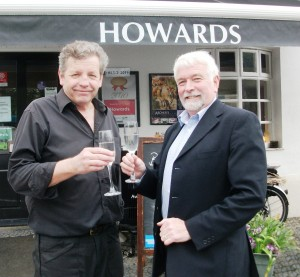 Peter Holligon and Graham Howard