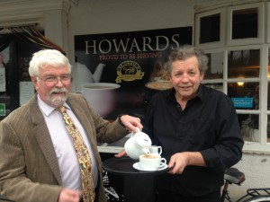 Graham Howard and Peter Holligon