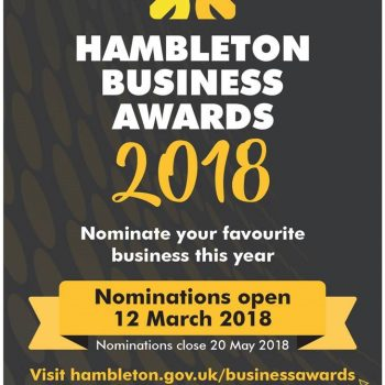 Hambleton Business Awards, Thirsty Thrusday, Stokesley, Northallerton, Businesses, Nominations