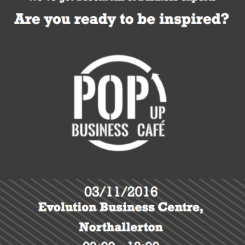 LEP, Pop up cafe, Thirsty Thursday, Northallerton
