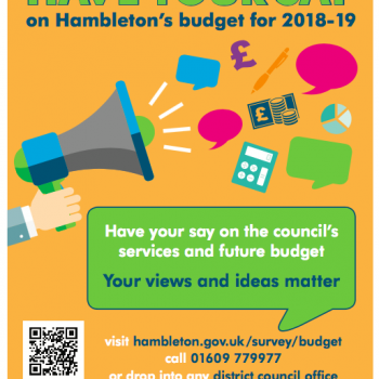 Hambleton District Council, Budgets, Finances, Consultation, Thirsty Thursday