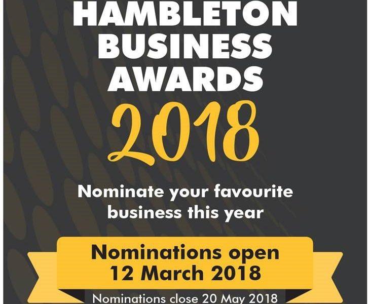 Hambleton Business Awards, Thirsty Thrusday, Stokesley, Northallerton, Businesses, Nominations